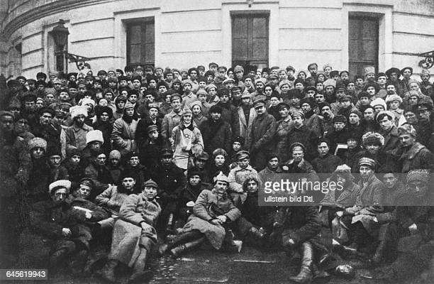 10 th Party congress of the Communist Party of the Soviet Union in Moscow Lenin and Leon Trotsky People's Commissar of Military and Naval Affairs of...