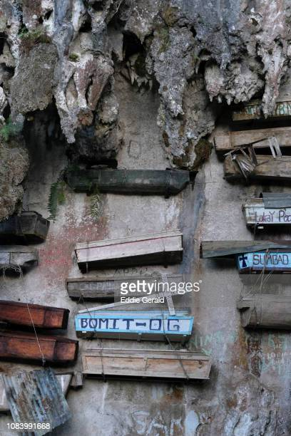 Tha Hanging Coffins of Echo Valley in the Philippines