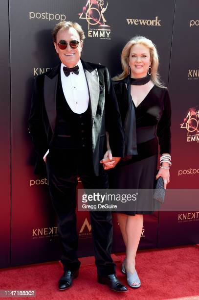 Thaao Penghlis attends the 46th annual Daytime Emmy Awards at Pasadena Civic Center on May 05 2019 in Pasadena California