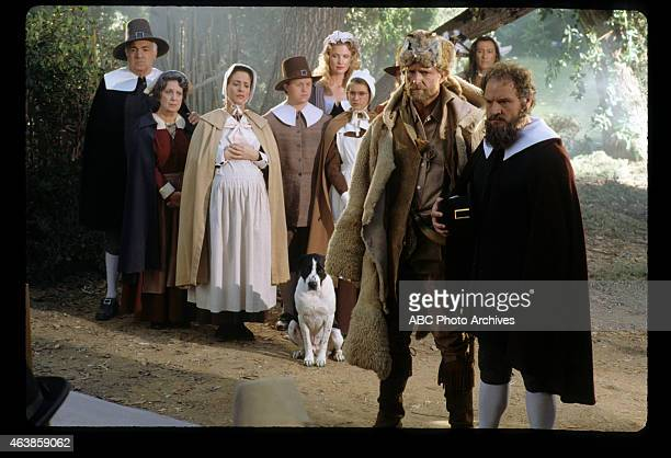 ON A Thacher Thanksgiving Airdate November 18 1990 DAN DESMONDUNKNOWNPATTI LUPONECHRIS BURKETRACEY NEEDHAMKELLIE MARTINJOHN CALVINSAM MARKIS BILL