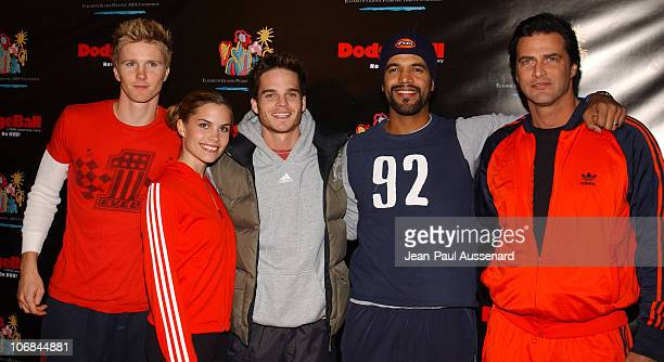 Thad Luckinbill Ashley Bashioum Gregg Rikaart Kristoff St John and John Enos