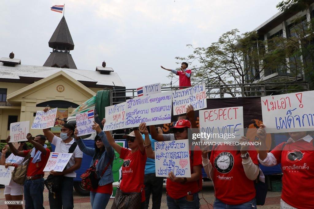 THAILAND-POLITICS : News Photo