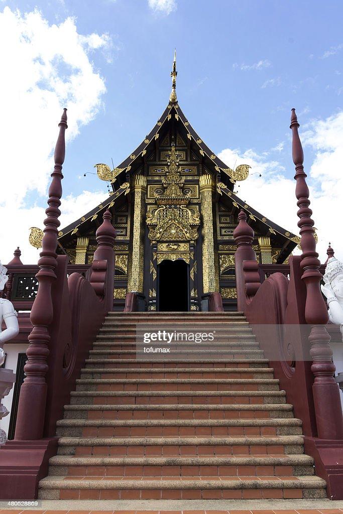 Thai architecture : Stock Photo