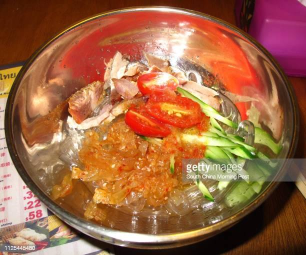 Thai Chatuchak Noodles Sauce base arrowroot noodles 25NOV12