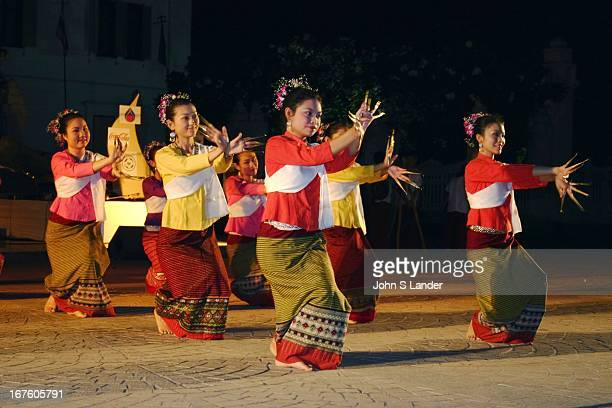 Thai Classical Dance - What survives displays the elegance of an art form refined over centuries and supported by regal patronage. The two major...