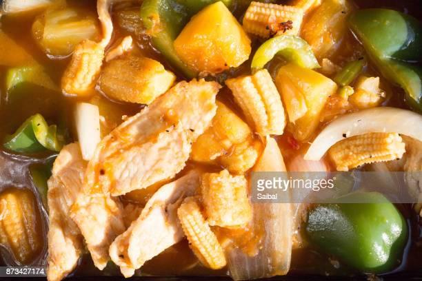 Thai Food Chicken Curry