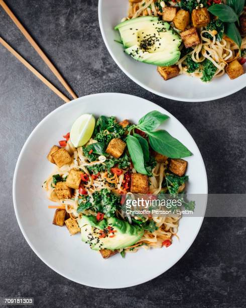 thai food in plate - thai food stock pictures, royalty-free photos & images