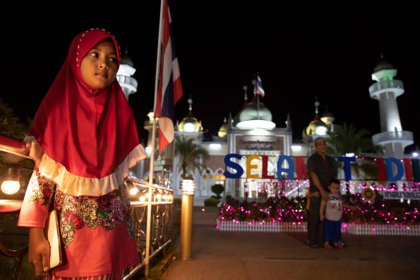 THA: Thai Muslims Mark Eid'l Fitr
