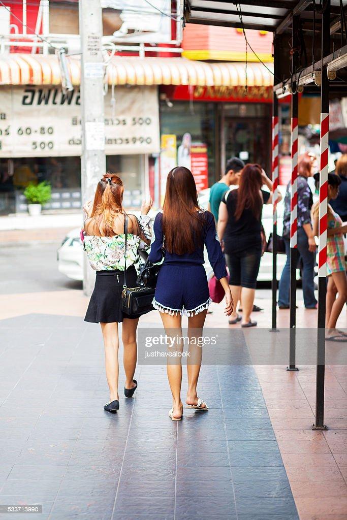 Thai ragazze : Foto stock