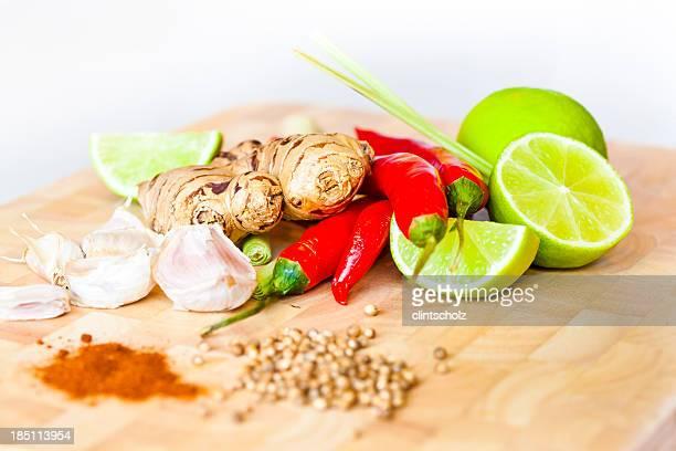 Thai Ingedients