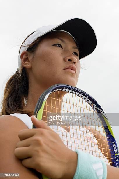 Thai junior tennis sensation Noppawan Lertcheewakarn Khun Noppawan won the Wimbledon girls' title in 2009 to become the first Thai to triumph in a...
