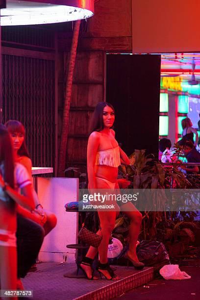 thai ladyboys - ladyboys of bangkok stock photos and pictures