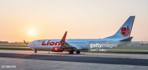 Thai Lion Air in Bangkok