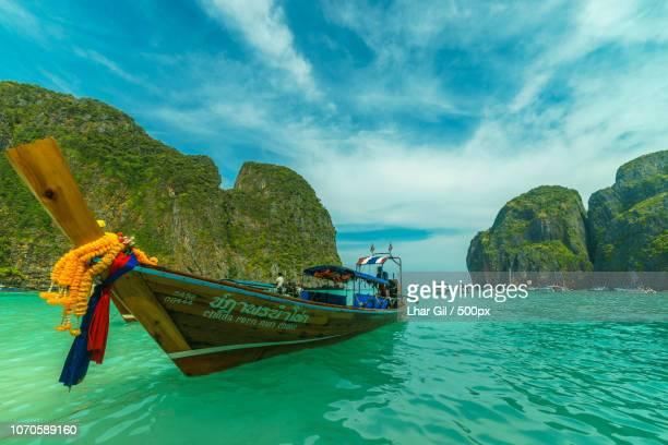 Thai Long-Tail Boat