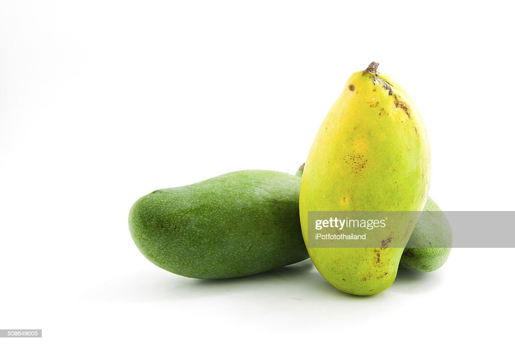 Thai mangoes : Stock Photo