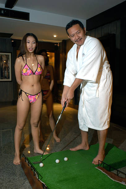 Thai massage hidden cam