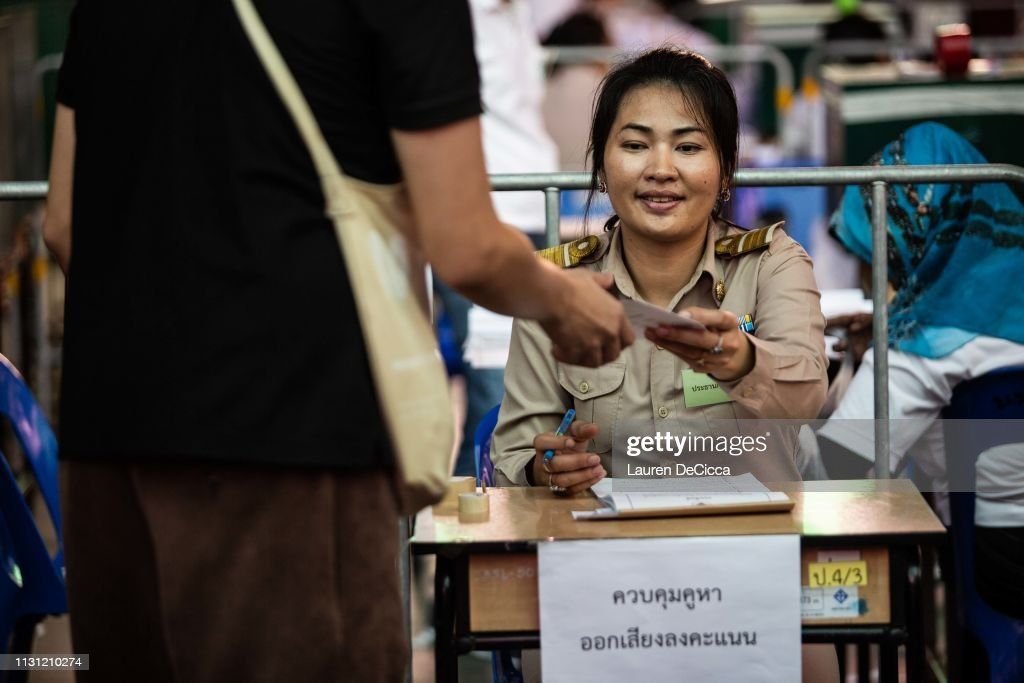 THA: Thailand's First General Election Since Coup