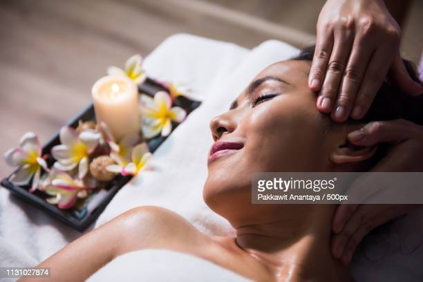 Thai Oil Massage In Spa