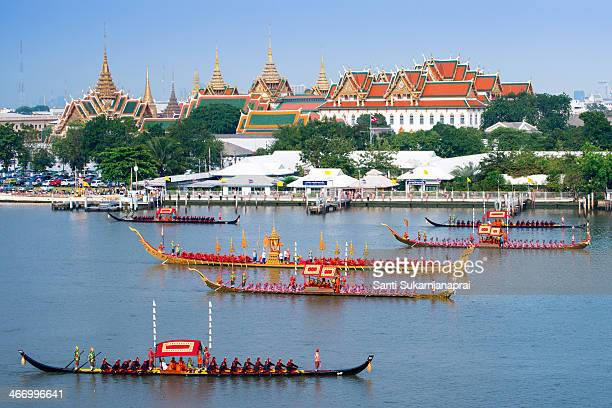 CONTENT] Thai sailors in full dress rehearsal for Royal Barge Procession The Thai Royal Barge Procession is a ceremony of both religious and Royal...