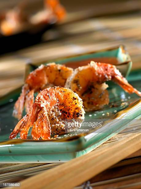 Thai Salt & Pepper Shrimp