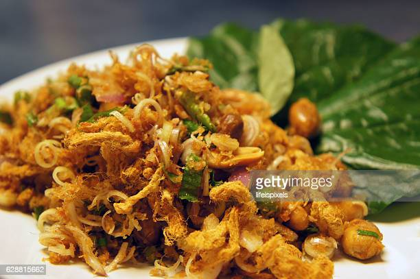 Thai Spicy Herbal Salad