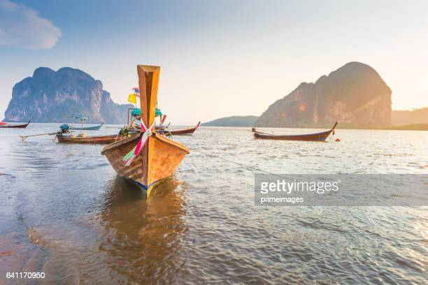 Thai Taxi-Boats