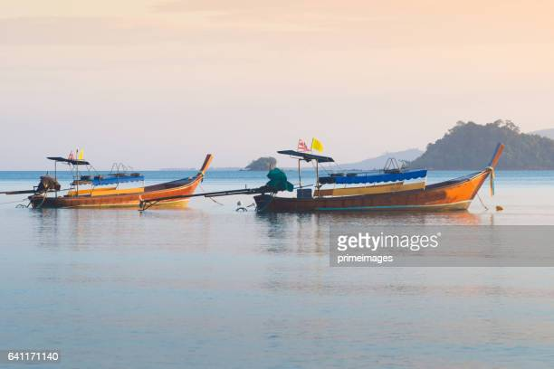 Bateaux-taxis thaïlandais