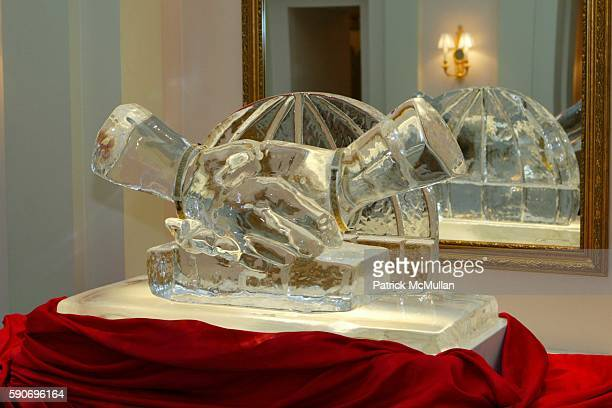Thai Together Ice Sculpture attends Thai Together Bright House and Coca Cola Create the Thai Together Bracelet to Help the Tsunami Ravaged People of...