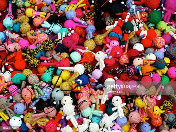 Thai Voodoo Dolls