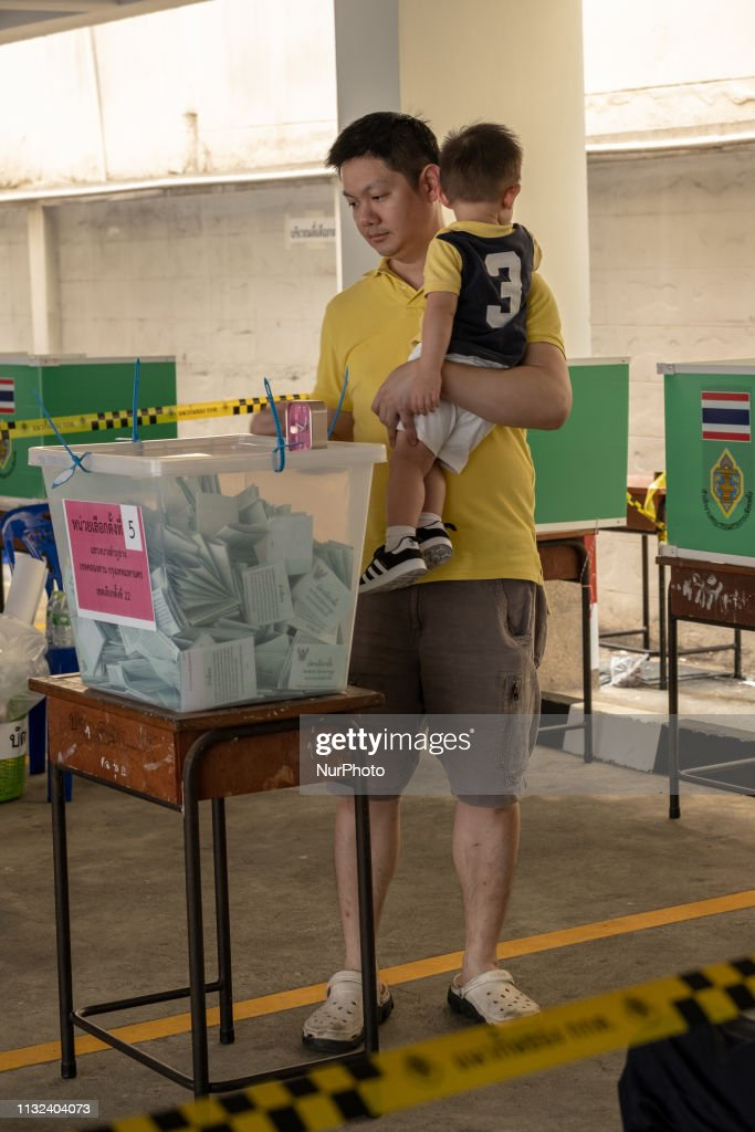 THA: Thailand General Elections 2019