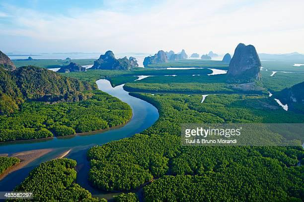 Thailand, Ao Phang Nga national parc