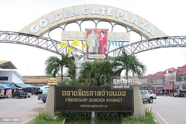 THA Thailand Aranyaprathet Border area