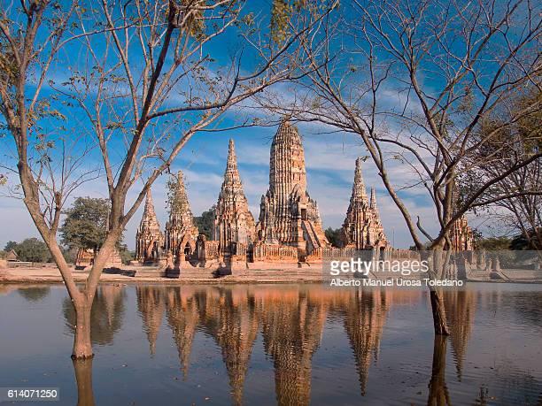Thailand, Ayutthaya, Historical Park