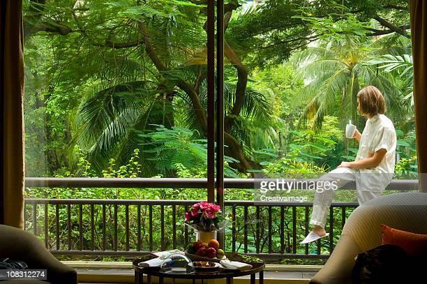 Thailand-Bangkok, mein Zimmer für Flitterwochen