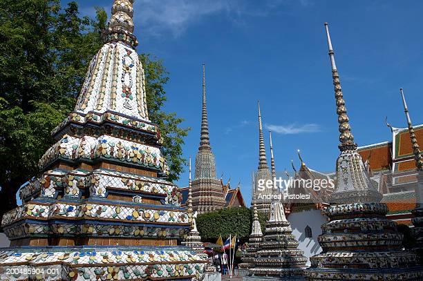 thailand, bangkok, wat pho - wat pho stock pictures, royalty-free photos & images