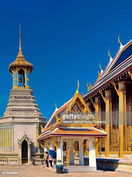 Thailand, Bangkok, Wat Pra Kaew temple