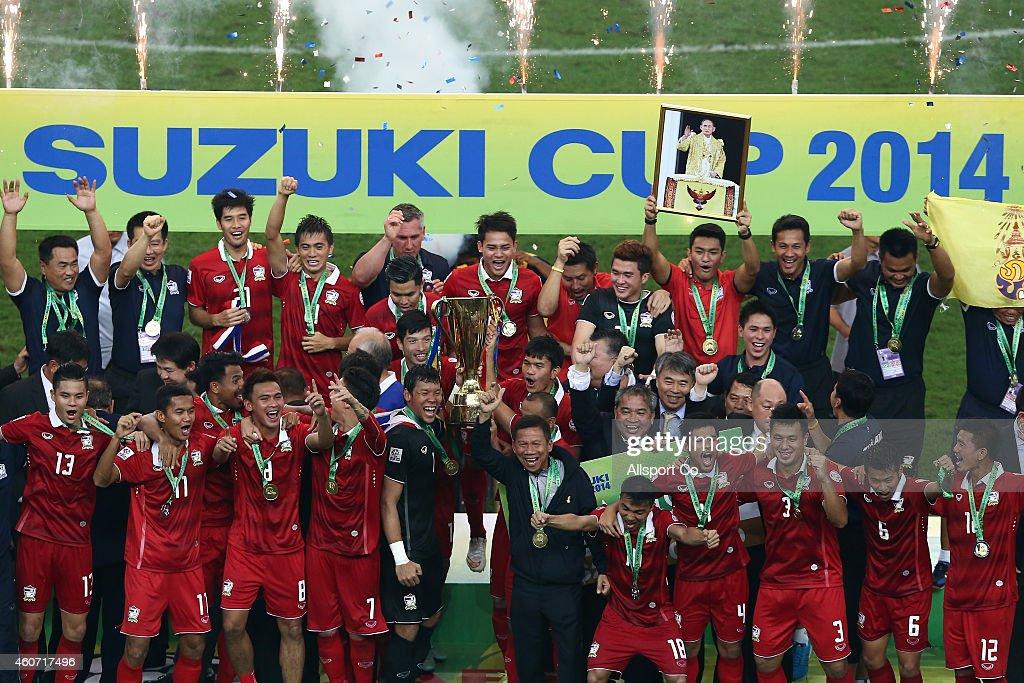 2014 AFF Suzuki Cup : News Photo