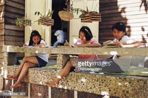 thailand chiang mai akha tribe former prostitutes at rehab