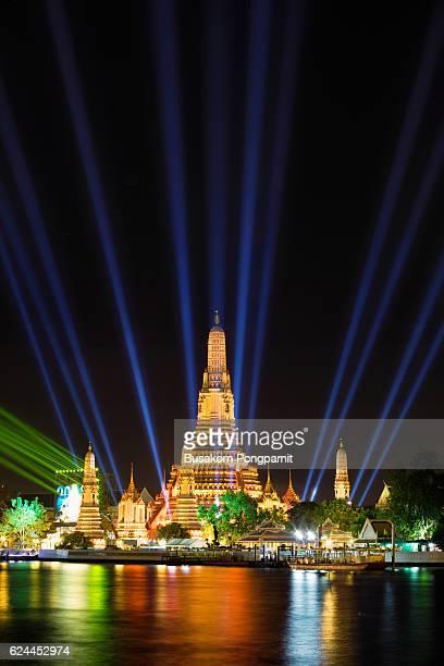 Thailand Countdown 2016 at Wat Arun