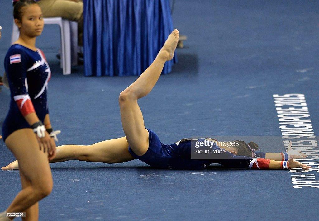 Daniela Dela Pisa scores PHLs first gold in rhythmic