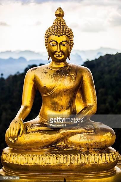 Thailand, Krabi, Golden Buddha