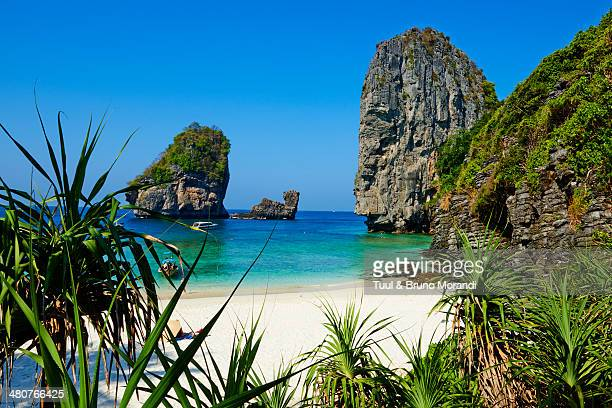 Thailand, Krabi province, Ko Phi Phi Don island