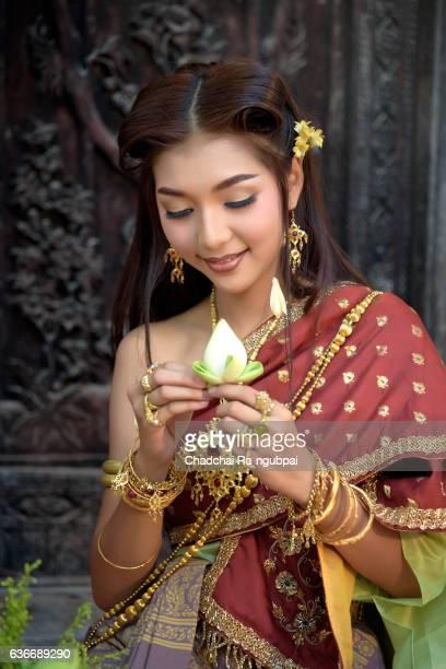Thailand lady