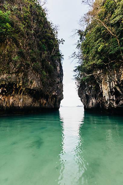 Thailand Lagoon Tropical Island