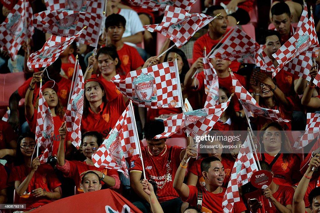 Thai Premier League All Stars v Liverpool : News Photo