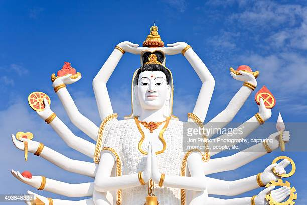 thailand monument - shiva stock pictures, royalty-free photos & images