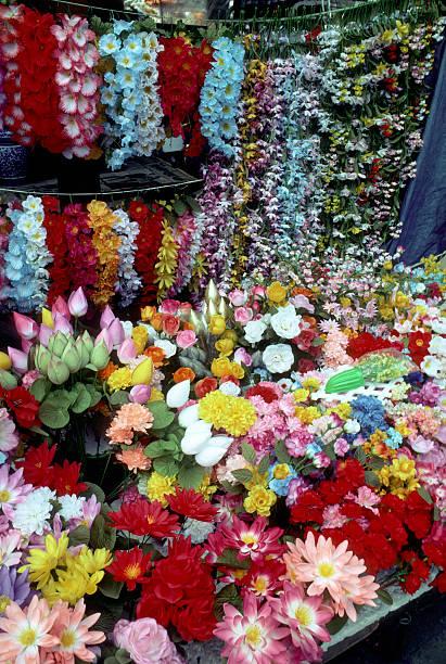 Thailand nakhon pathom city near bangkok silk flowers pictures thailand nakhon pathom city near bangkok silk flowers mightylinksfo