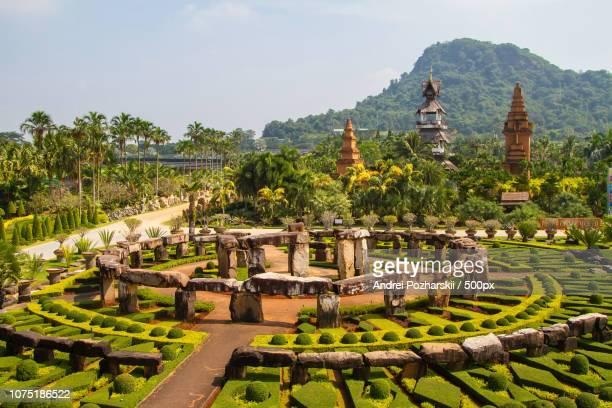 Thailand, Nong Nooch Tropical Garden