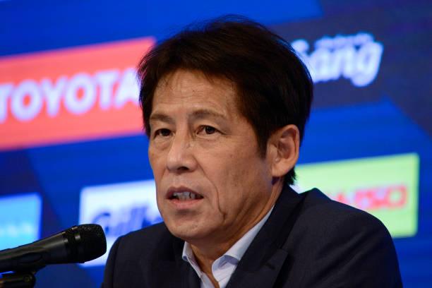 THA: Thailand Football Coach Akira Nishino