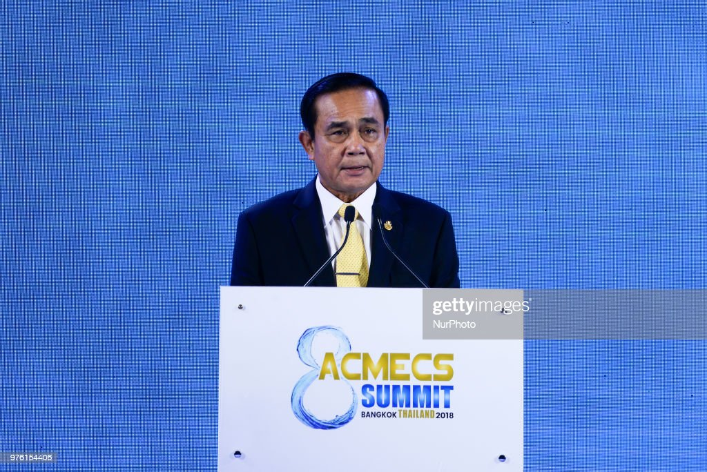 The 8th ACMECS Summit In Bangkok